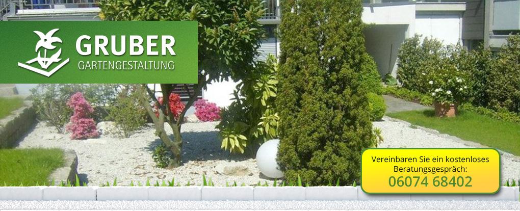Gruber Gartengestaltung